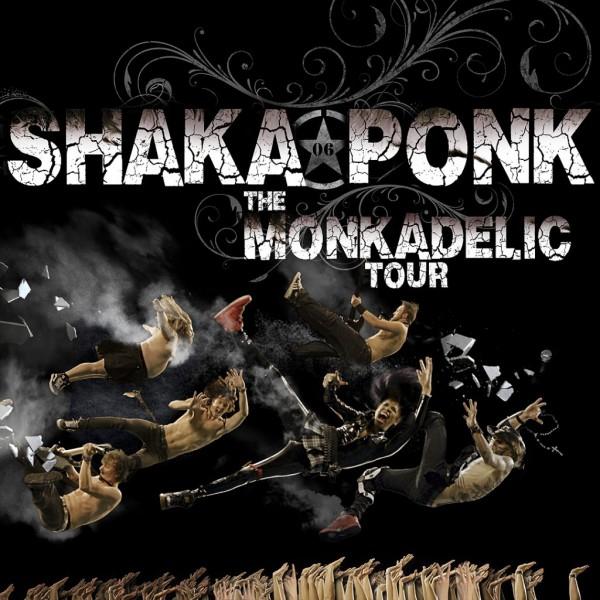 Shaka Ponk, Nouvel album, monkadelic tour, news, date