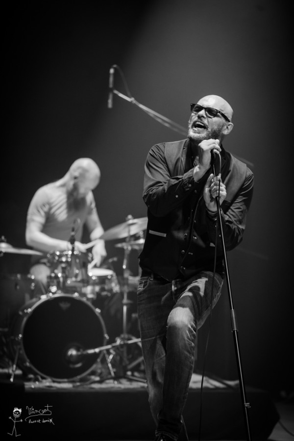 The Christians en concert à Toulouse