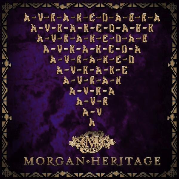 Pochette de l'album Avrakedabra de Morgan Heritage