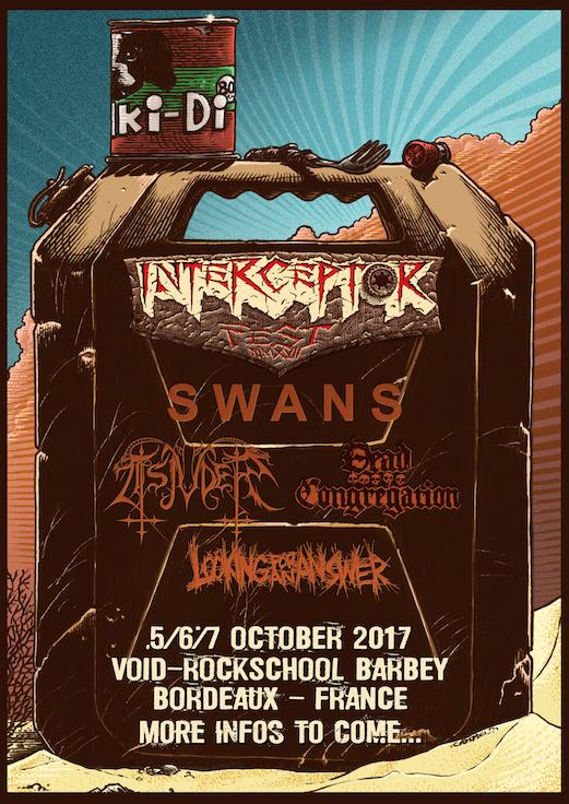 interceptor festival, bordeaux, rockschoolbarbey, void, été, sortie, octobre