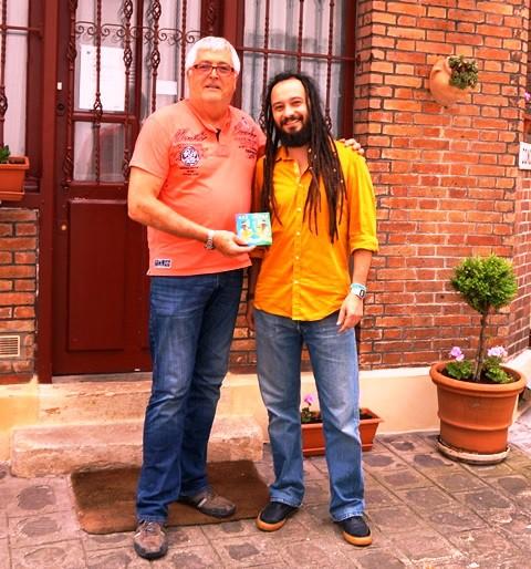 Rod Anton & I