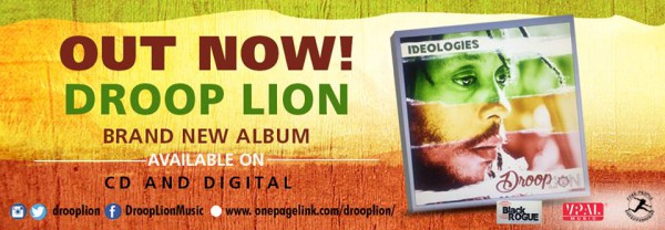 Droop Lion - Ideologies Out Now