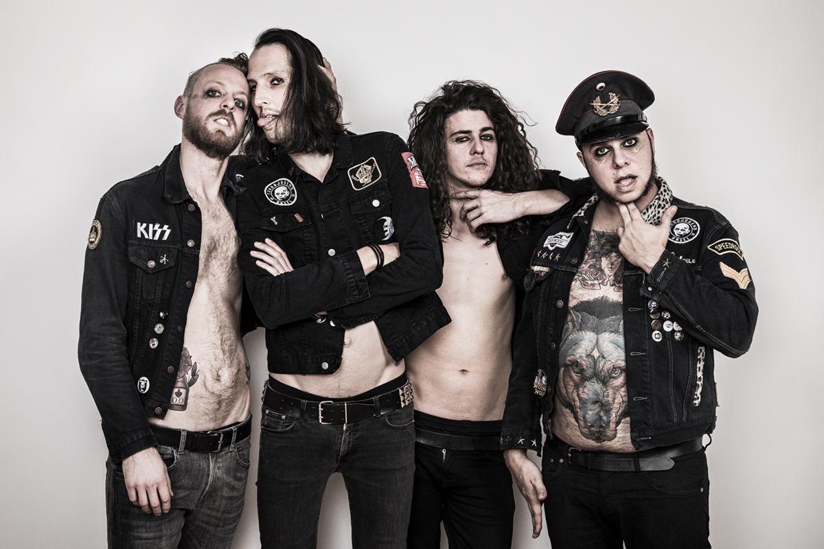 punk, suisse, fuck you, anti-social, bitch queens, L.O.V.E