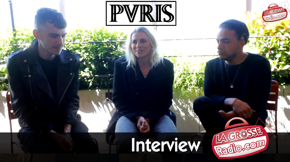 interview, pvris, interview, video, live, europe, tour, new, album, 2017
