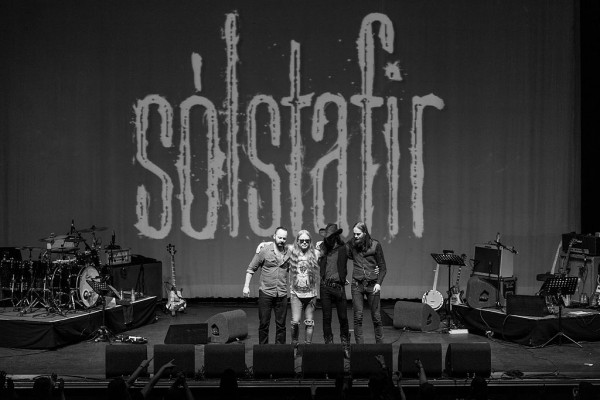 Solstafir, islande, metal, Thin Lizzy, post-rock, batteur