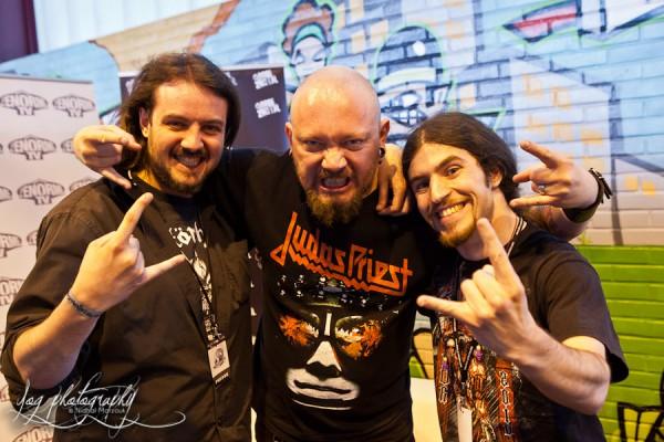 La Grosse Radio Metal & Stéphane Buriez (Loudblast), Interview 2012
