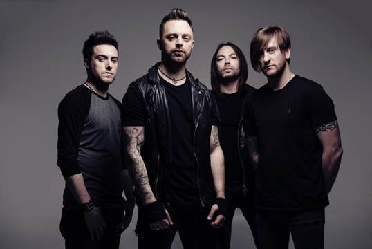 bullet for my valentine, venom, don't need you, vidéo, live, concert, 2016