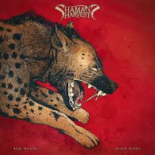 shaman's harvest, the come up, red hands and black deeds, sortie, new album, 2017