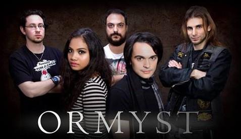 ormyst, arcane dreams, 2017, france, symphonique, sortie, new album, progressif
