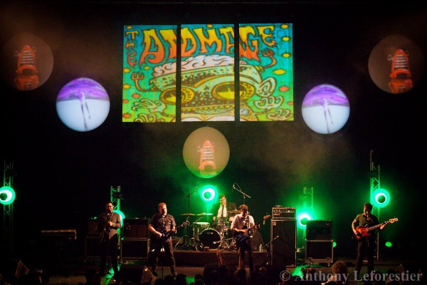 Cosmic Trip festival 2017 © Anthony West