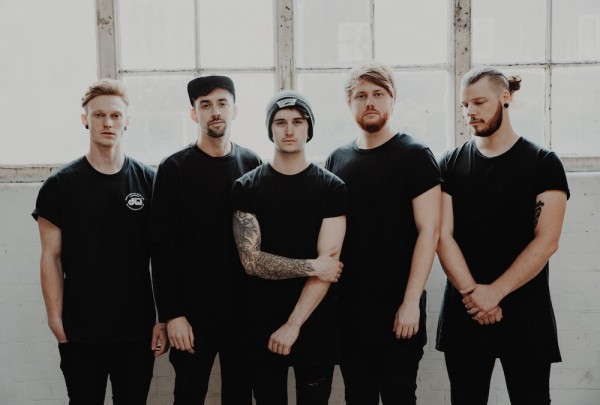 oceans ate alaska, hikari, covert, escapist, 2017, sortie, nouvel album, metalcore