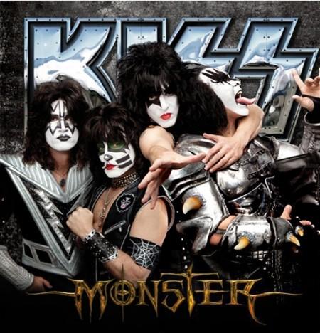 KISS Monster 2012 album cover