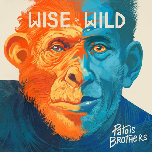 Patois Brothers - Wise & Wild cover
