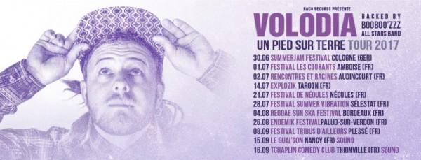 Volodia Summer Tour