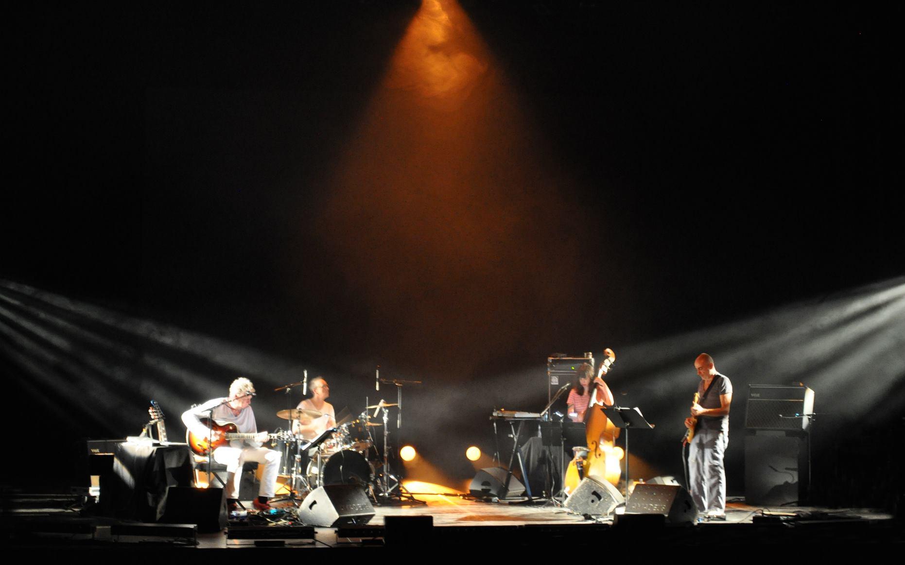 Blues, carte blanche, Serge Teyssot-Gay, Rodolphe Burger, guitare, Coplas, Cette guitare a une bouche, Sète