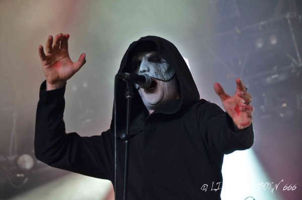 Deathcode Society, black metal, temple, hellfest, 2017, live, report,