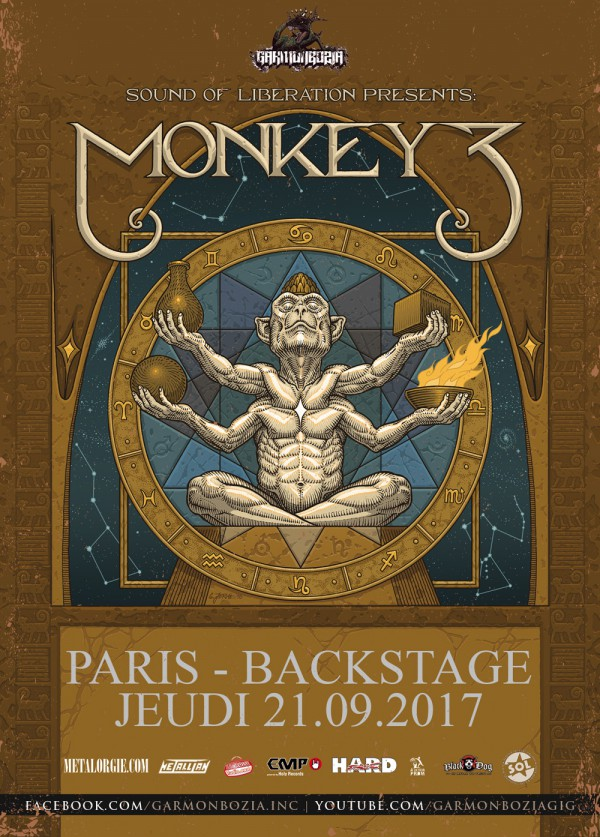 monkey3 paris