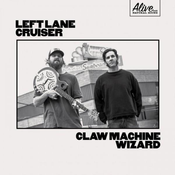 Left Lane Cruiser Claw Machine Wizard