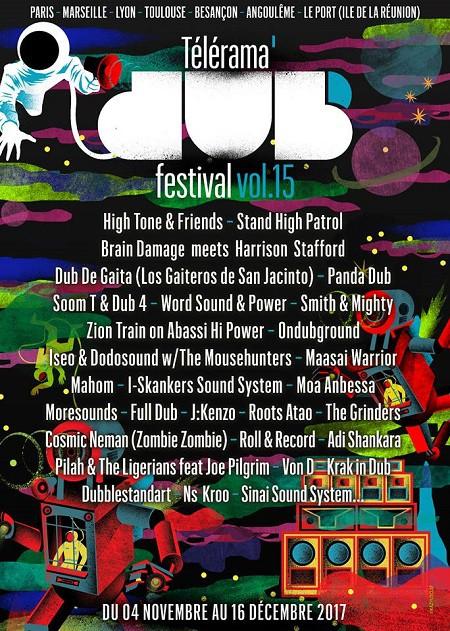 télérama dub festival, lyon, high tone