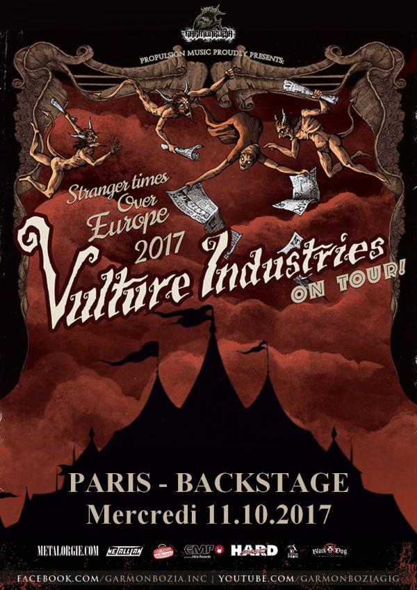 vulture industries paris