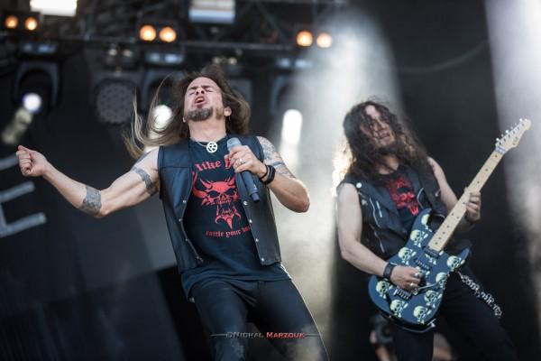 Hellfest, Queensrÿche, Show 2017, Live report
