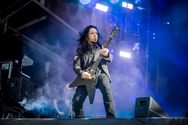 Hellfest, Ministry, Mainstage 1, Metal, Indus, 2017, report, live