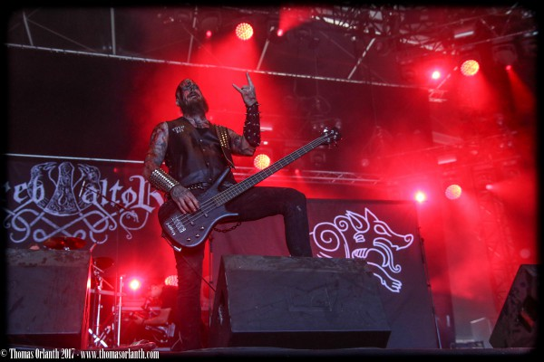 Hellfest, Ereb Altor, Metal, black, viking, live, report, temple, 2017