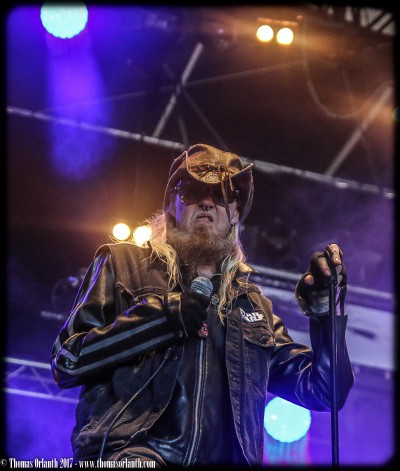 Hellfest, Warrel Dane, Sanctuary, metal, report, altar,