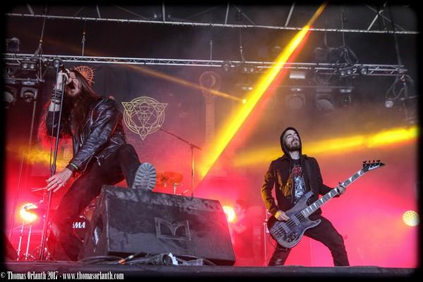 Regarde les hommes tomber, clisson, hellfest, live report, metal, post black