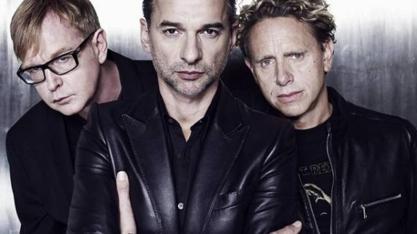 depeche mode, live nation, concert 2017, actu