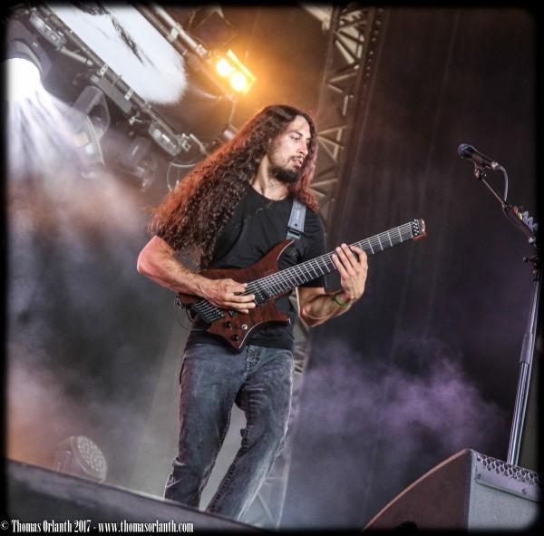 Hellfest, Beyond Creation, Altar, Death Technique, Progressif, 2017, report, live