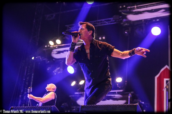 Hellfest, Metal Church, Altar, Heavy Metal, 2017, report, live