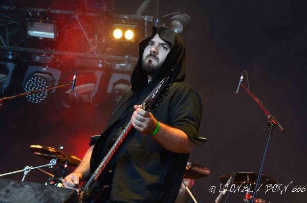 Arkhon Infaustus, DK Deviant, Black, metal, death, Hellfest, Clisson