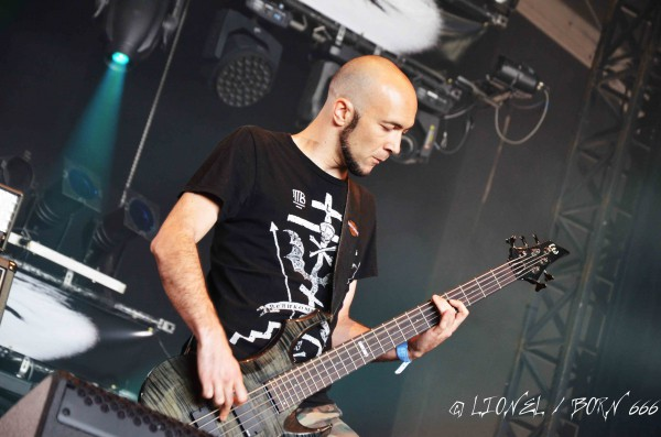 Wormed, Hellfest, Altar, Death metal, report,