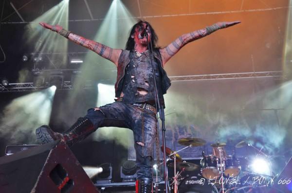Hellfest, Valkyrja, Temple, Black Metal