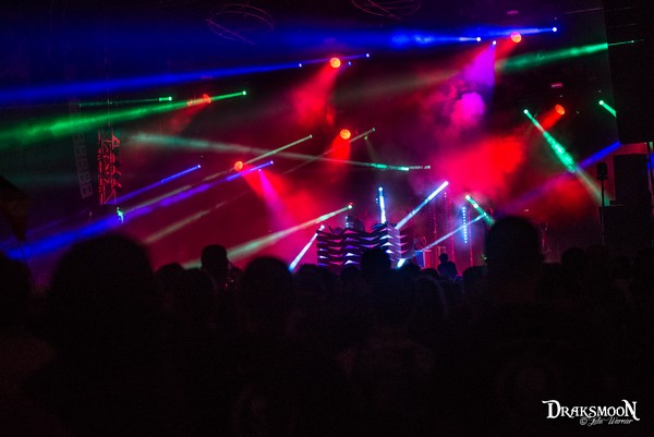 Hellfest, concert, electro, France, Metal, Disco, Boite, Ambiance, Draksmoon, Julie Warnier, Perturbator