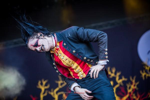 hellfest, avatar, metal, sweden, live, festival, 2017, feathers & flesh