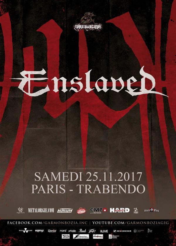 Enslaved Paris