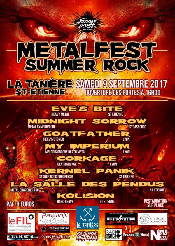 Metalfest Summer Rock
