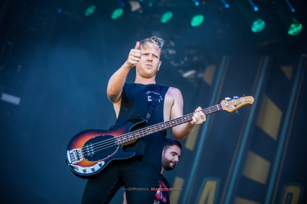 hellfest, a day to remember, bad vibrations, 2017, live, festival