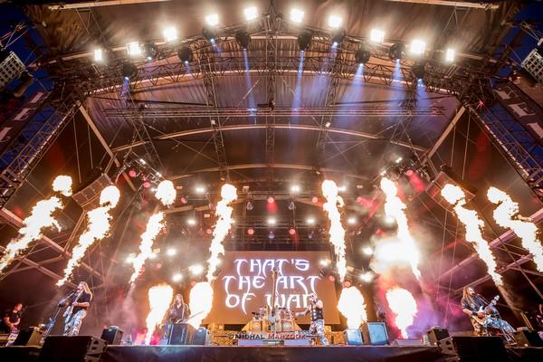 Festival, France, Heavy, Power, Metal, Suède, Guerre, WWII