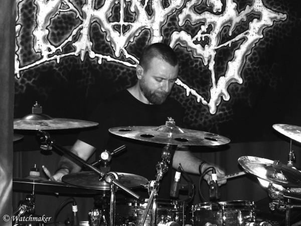 Cryptopsy, death metal, Flo Mounier, live, report, reims, none so vile