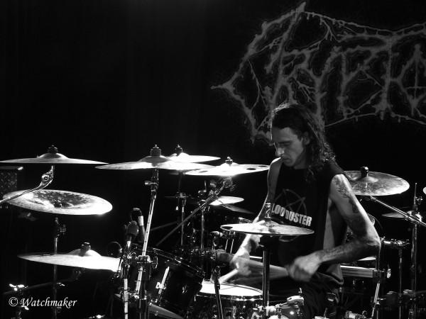Dead Root, metal, grind, death, australia, reims, live