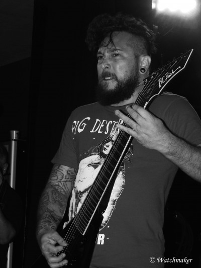 Rottenness, live, mexico, metal, death,