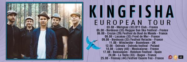 Kingfisha - European Tour
