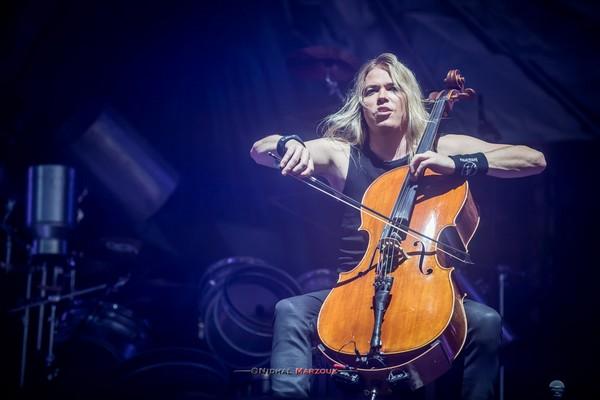 Hellfest, Violoncelle, Metallica, reprises, Mainstage, Finlande