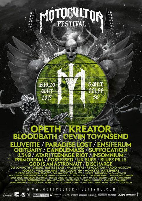 Motocultor, news, festival, édition 2017, Saint Nolff, Metal, Bretagne, annonce