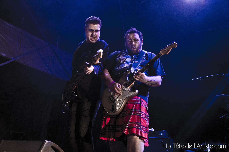Kenny Wayne Shepherd, King King, Extreme, Earth Wind And Fire, Steve Amber, Guitare en Scene, festival