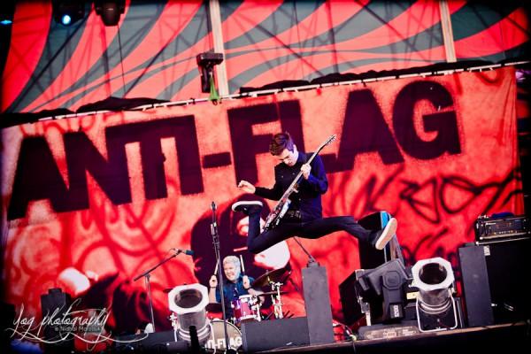 Antiflag - Sziget 2012 - La Grosse Radio