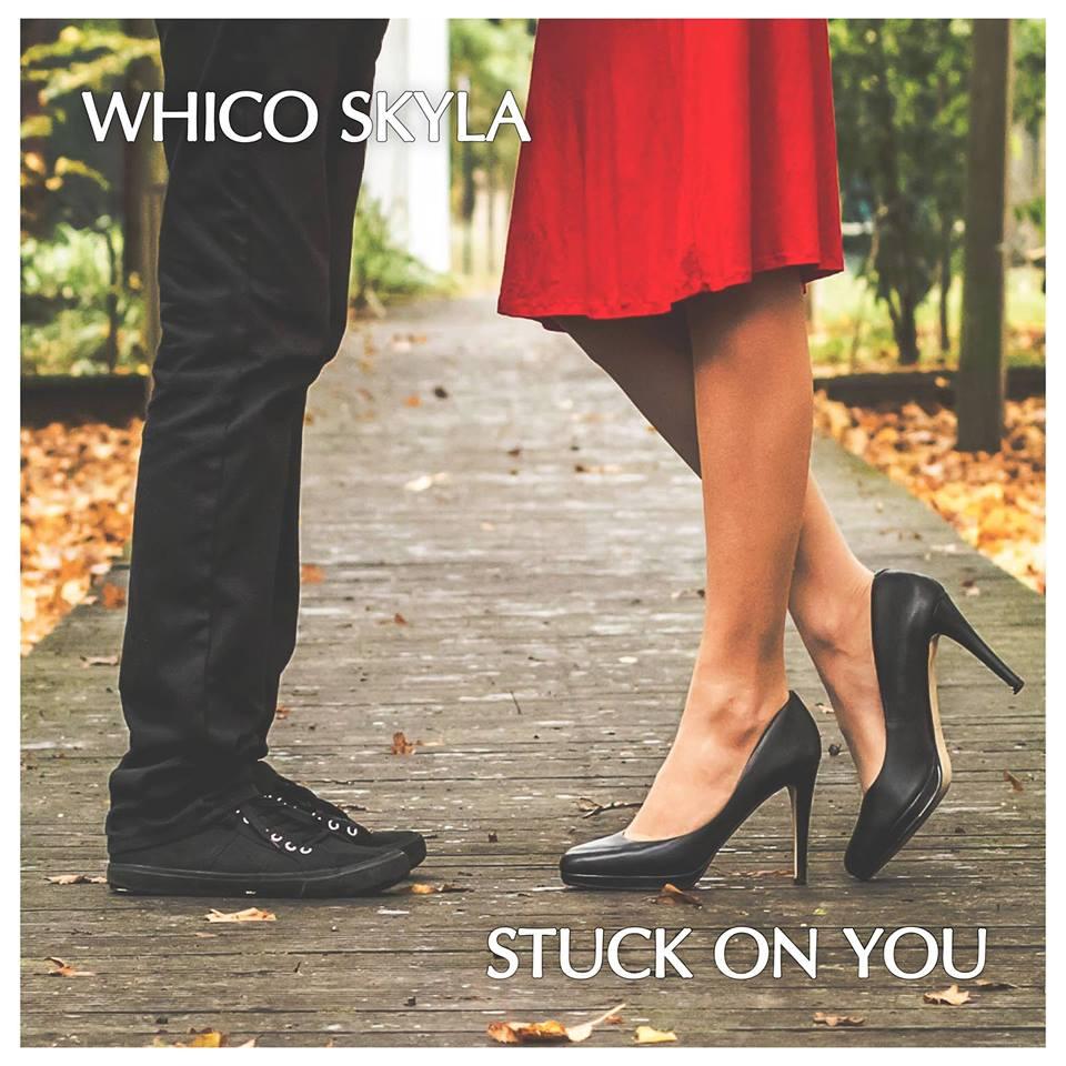 Many ways, EP, clip, single, Whico Skyla, stuck on you